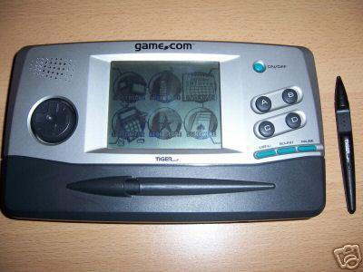 Tiger-Game.Com console